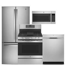 GE Black Friday Kitchen Package - GAS