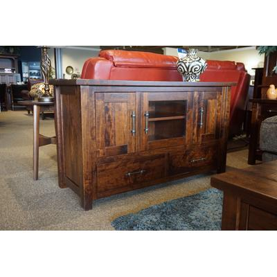 See Details - Timber Hill TV Stand