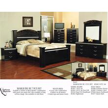 Marquise III. Full Bedroom Set. 5 Pieces.