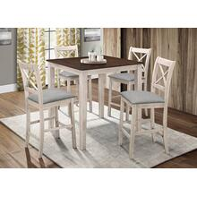 Tahoe Counter height 5pc set