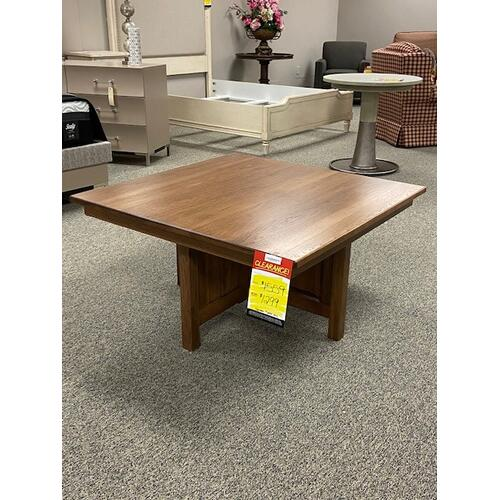 Amish Craftsman - Square Table