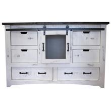 See Details - Mesh Nero White/Rodeo Dresser