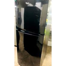 See Details - USED- 11 cu. ft. Top Freezer Refrigerator- TMBLK24-U  SERIAL #4