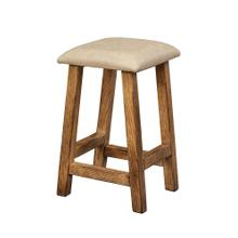 Olde Farmstead - Bar Stool - Leather