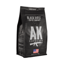 AK-47 Espresso Blend 12oz Ground Bag