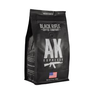 AK-47 Espresso Blend 12oz Ground Bag