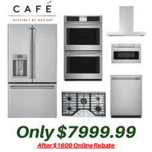 Cafe Appliance Package