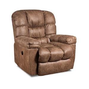 American Furniture Manufacturing - Santa Fe Recliner-Silt