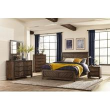 Parnell 4pc Cal King Bed Set