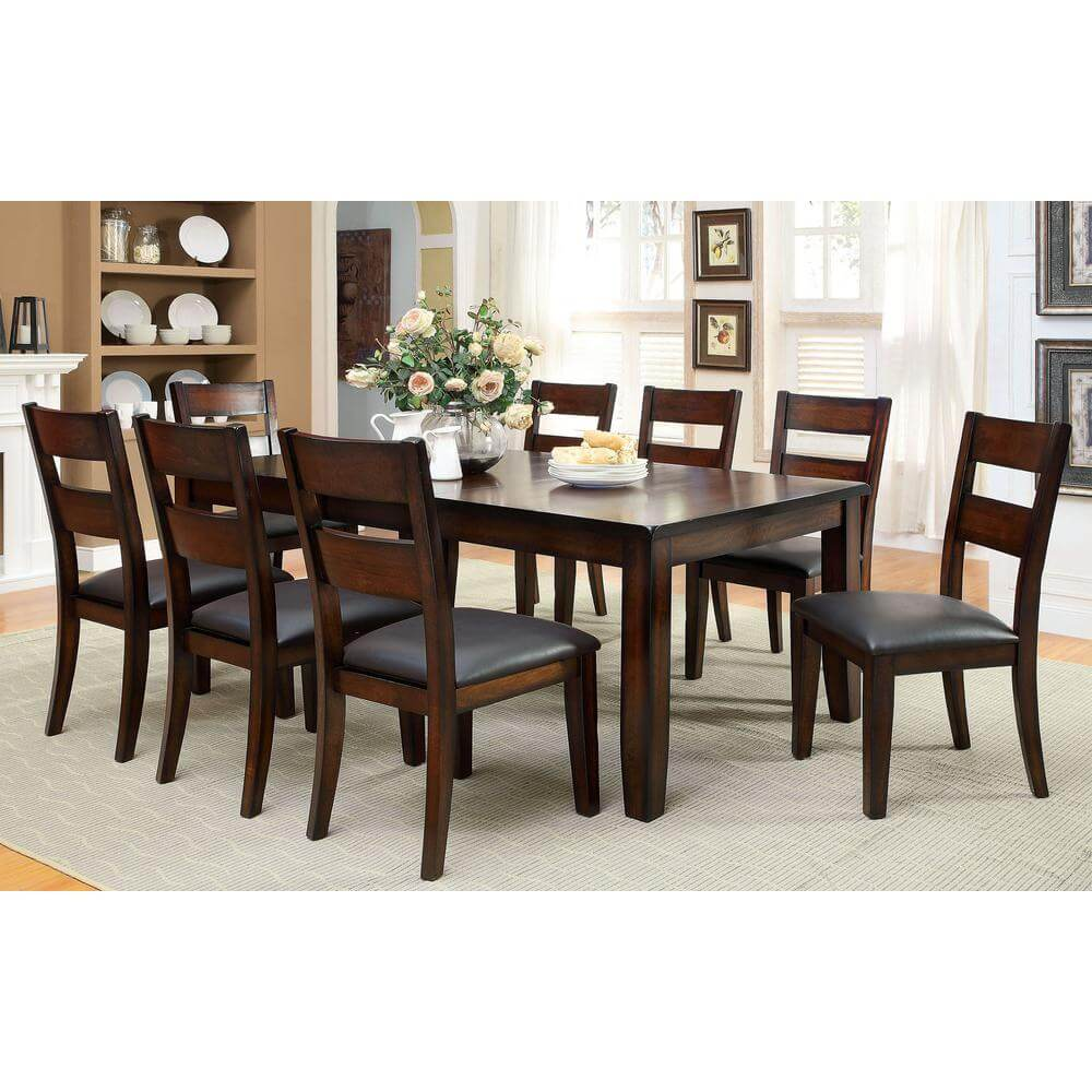 See Details - 9 Pc Dining Set
