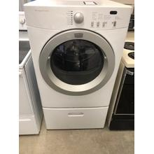 Used Frigidaire Affinity Electric Dryer with Pedestal