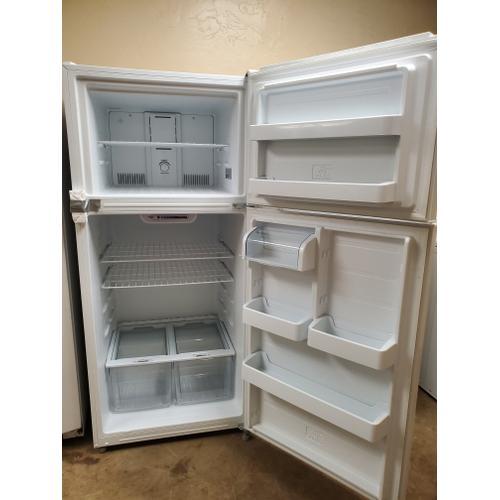 USED INSIGNIA 18.3 Cu. Ft. Top Freezer Refrigerator #1