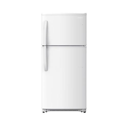 "DAEWOO 30"" Top Freezer 18 cu. ft. Refrigerator"