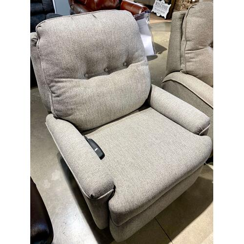 Perspective Greystone Lay Flat Power Lift Chair