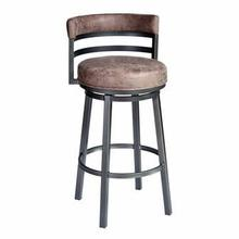 """Ronny2"" Style Swivel Bar Stool"