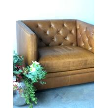 See Details - Dayton Leather Chair