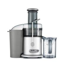 Breville Juice Fountain Plus Juice Extractor, Silver