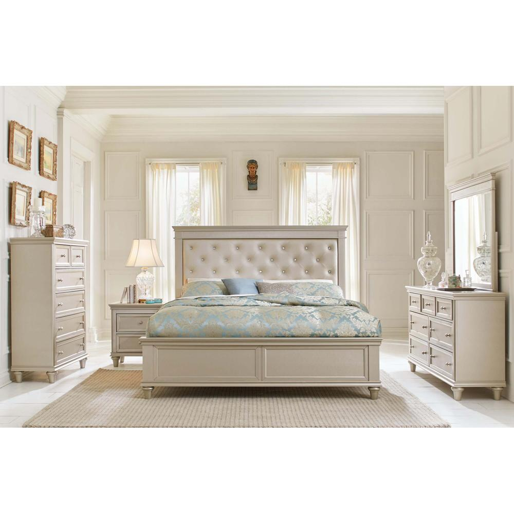 Celandine 4Pc Full Bed Set