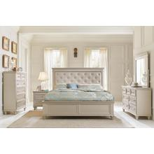 Celandine 4Pc Cali King Bed Set