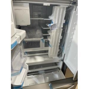 Scratch and Dent Frigidaire 21.7 Cu. Ft. French Door Counter-Depth Refrigerator