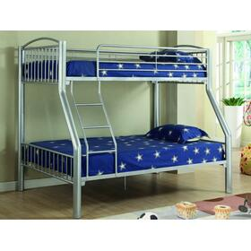 Metal Twin/Full Bunkbed