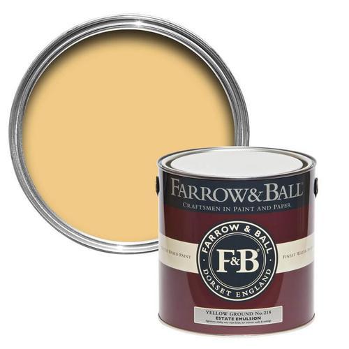 Farrow & Ball - Yellow Ground No.218