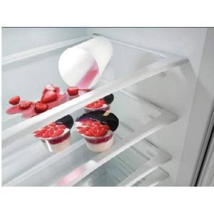 Original Retro Style Refrigerator - Black