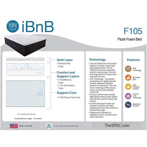 F105 - Plush - iBnB