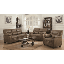 Meagan Sofa and Love Seat
