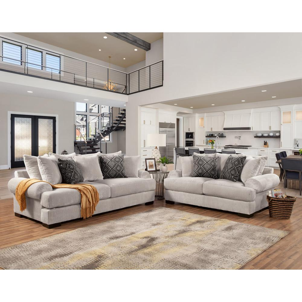 See Details - Memphis Sofa and Love Seat