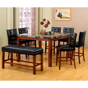Gallery - Mercury Pub- Table/ 4 Chairs & Bench