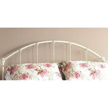 Wesley Allen Twin size Coventry Headboard in Stone finish floor sample as is
