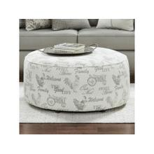 See Details - Coop Dove Cocktail Ottoman