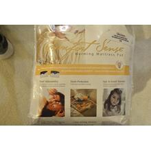 See Details - Full size warming mattress pad.