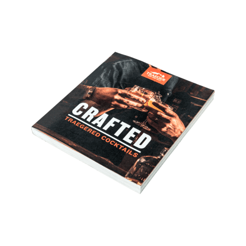 Crafted: Traegered Cocktails Book