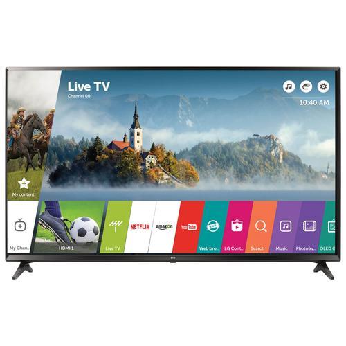 "LG - LG 43"" 4K SMART TV"
