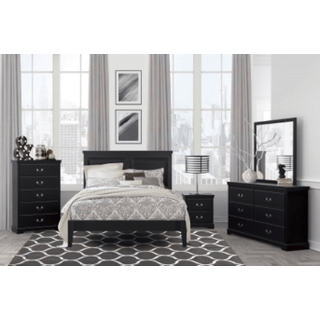 Seabright King 4-piece Set