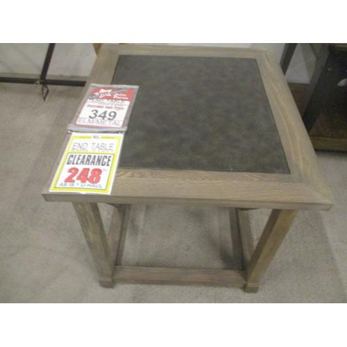Emerald Home Furnishings - CLEARANCE END TABLE