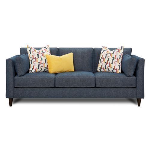 Theron Indigo Sofa