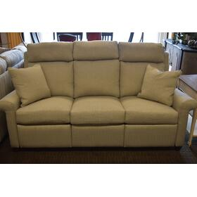Madden Power Reclining Sofa with Power Headrest and Lumbar