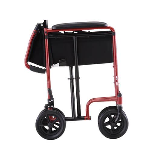 "19"" Steel Transport Chair"