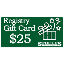 Steeles Gift Card - $25
