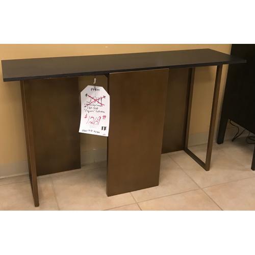 Fine Furniture Design - Console table