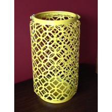 See Details - Metal Candle Basket