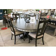 Vintage West Round/Oval 5 Piece Dining Set - Outlet