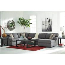 Jayceon Sectional RAF Gray