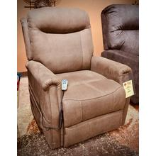 POWER LIFT RECLINER in STONEWASH GRANITE    (WARE-287,44974)