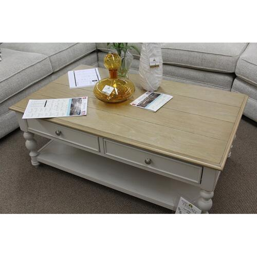 Cocktail Table, Chairside Table, & Rectangle End Table