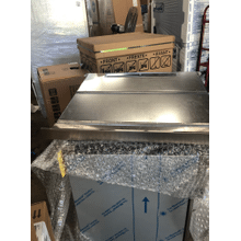 """View Product - Cattura Downdraft Ventilator - 36"""" Stainless Steel 650 Max CFM to 1650 Max CFM"""