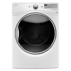 Whirlpool 7.4CF Electric Front Load Dryer